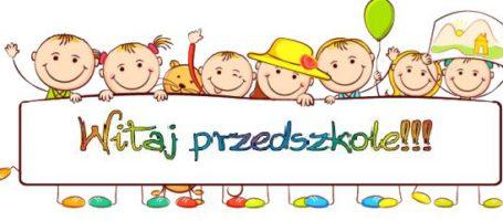 Nowy Rok Przedszkolny!