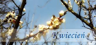 Tematyka miesiąca kwiecień