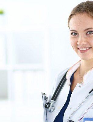 Cykl tematów o zawodach-lekarz