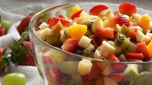 Robimy sałatkę owocową