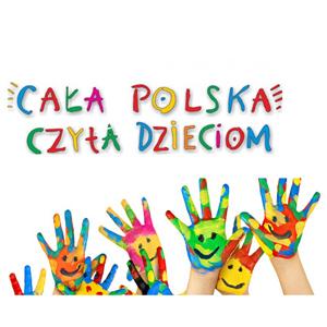 Zaproszenie do akcji Cała Polska Czyta Dzieciom