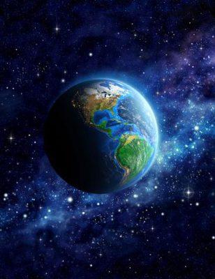 W kosmosie
