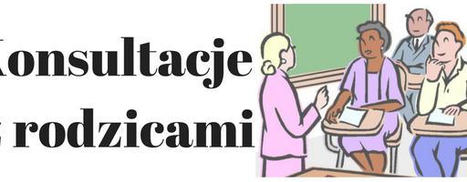Konsultacje z nauczycielami