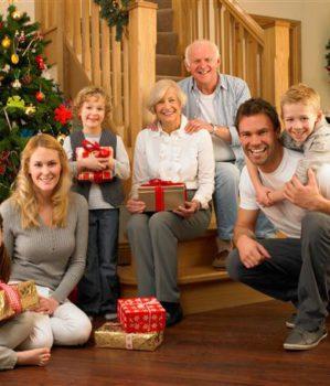 Świąteczne spotkanie z Rodzicami