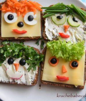 Zdrowe kanapki!