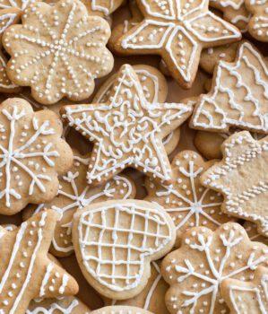 Dekorowanie świątecznych pierników